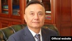 Глава Федерации профсоюзов Казахстана Абельгази Кусаинов.