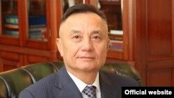 Кандидат в президенты Казахстана Абельгази Кусаинов.