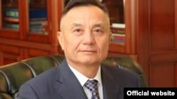 Президент Федерации профсоюзов Казахстана Абельгази Кусаинов.