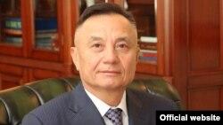 Председатель федерации профсоюзов Абельгали Кусаинов.