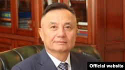 Председатель Федерации профсоюзов Казахстана Абильгази Кусаинов.