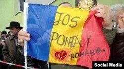 În rândul de la consulatul român din Munich, turul doi al alegerilor prezidenţiale din România