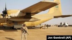 سرباز ارتش سعودی