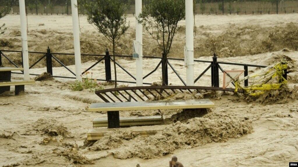 سیل در ایران دستکم هفت کشته بر جای گذاشت