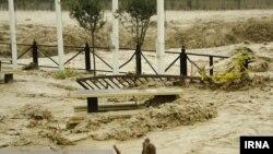 سیل مازندران در روز سهشنبه