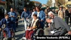 Osobe sa invaliditetom, Foto: Branko Vučković