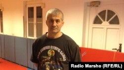 Висалимов Ханпаша, тренер