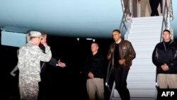 سفر باراک اوباما به افغانستان در سال ۲۰۱۰