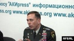 Генерал Дэвид Петреус