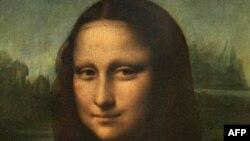 """""""Мона Лиза"""" кисти Леонардо да Винчи. Фрагмент"""
