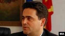 Лидерот на Нова Демократија Имер Селмани