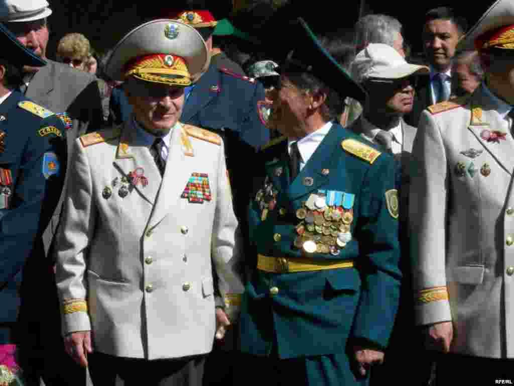 Алматыдағы Жеңіс күні мейрамы #4