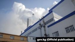 Бишкек Жылуулук электр борбору.