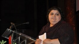 Hadidža Ismailova, novinarka RSE iz Azerbejdžana, zatvorena zbog svog izveštavanja