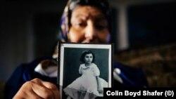Нусрат - една от имигрантите, живеещи в САЩ. Снимка: Колин Бойд Шефър