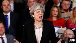 """""""Ja ću tokom pregovora pregovarati kao britanski premijer"""", poručila Mej"""