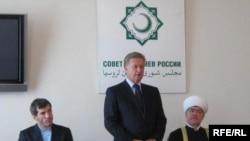 Бувайсар Сайтиев (с), Леонид Тягачев, Равил Гайнетдин