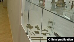 Եղիշե Չարենցի անվան գրականության և արվեստի թանգարանի ցուցանմուշներից, արխիվ