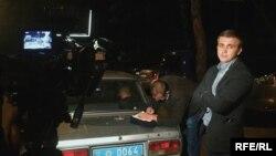 Журналісти після нападу звернулися до поліції з заявою про перешкоджання законній журналістській діяльності