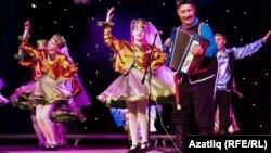 Татар биюе. Мәдәни форум. Хабаровски, 22-25 февраль