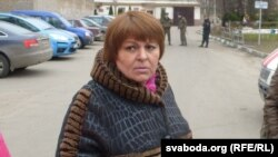 Аксана Кудраўцава