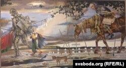 «У Гаагу» (аўтарскі варыянт «У Гыагу»), Аляксей Марачкін