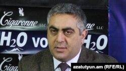 Речник міністерства оборони Вірменії Арцрун Ованнісян