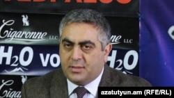 Пресс-секретарь Минобороны Армении Арцрун Ованнисян