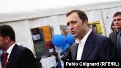 Moldovan Prime Mininster Vlad Filat