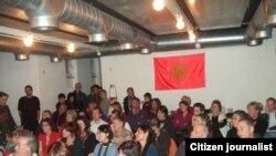 Люцерн шаарындагы жыйындан бир көрүнүш. 16-апрель, 2010