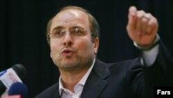 محمدباقر قالیباف٬ شهردار تهران.