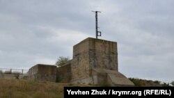 Командный пункт немецкой батареи – так называемая «Тевтонская башня»