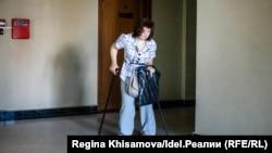 Нина Борисенок в Верховном суде Татарстана
