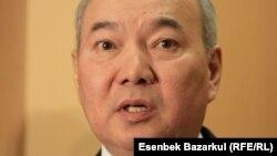Бахытжан Жумагулов, экс-министр образования Казахстана.