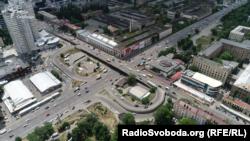 Шулявський міст у Києві. Червень 2018 року
