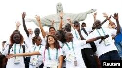Члени олімпійської команди біженців