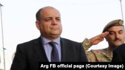 د کورنیو چارو وزیر ویس احمد برمک