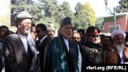 Աֆղանստանի նախագահ Համիդ Քարզայ