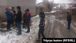 Кара-Суу району, Талдык айылы