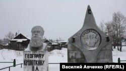 В поселке Кропоткин