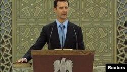 Сурия Президенти Башар Ассад.