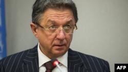 Юрій Сергєєв (архівне фото)