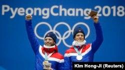 Норвегийн спортхоша Олимпиадехь яьккхина 39 мидал (14 дашо, 14 дато, 11 борзанан).