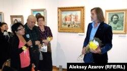 Выставка Никаса Сафронова (архив)