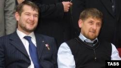 Ямадаев Сулим а, Кадыров Рамзан а