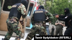 Спецназ, Кыргызстан. Иллюстративное фото.