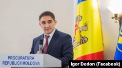 Noul procuror general Alexandru Stoianoglo