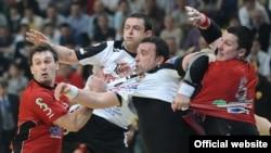 Ракометниот меч Металург-Вардар во СЦ Борис Трајковски. Полуфинале во СЕХА купот