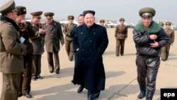 Lideri i Koresë Veriore, Kim Jong-un - Arkiv