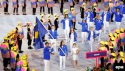 Parakalimi i Kosovës në hapjen e Lojërave Olimpike